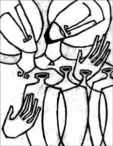 brudkaupid i Kaana